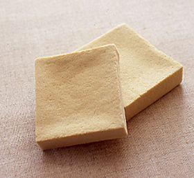 高野豆腐の写真